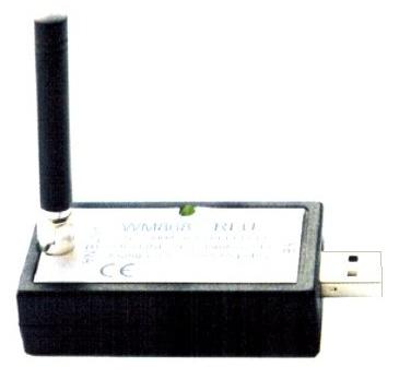 USB modem pro odečet vodoměrů